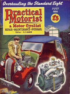 Practical Motorist & Motorcyclist, July 1956.