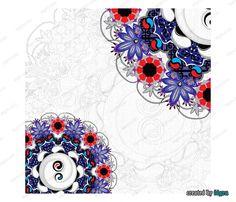 포트폴리오 상세보기 : 전통 - 한국명품전통문양 2 Traditional Art, Pattern Design, Asia, Doodles, Korean, Korean Language, Donut Tower, Doodle, Zentangle
