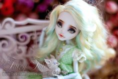OOAK Monster High Lagoona by Fairy Tale