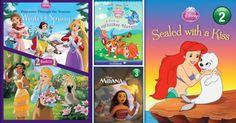 Disney Story Central: Tons of FREE Disney eBooks (Disney Princess, Frozen, Little Mermaid & More)