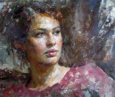 Mary Qian Art Work: Portraits: Part A