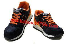 New Balance NB CM996SMU dark Blue Yellow Orange For Men shoes
