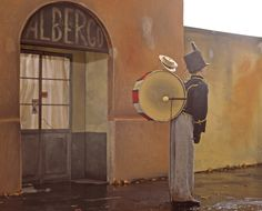 Italian artist and photographer Paolo Ventura Narrative Photography, Street Performance, The Deed, Italian Artist, Art Boards, Witchcraft, Street Art, Fan, Gallery