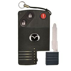 2006 - 2009 Mazda Smart Card 3B Fcc# BGBX1T458SKE11A01
