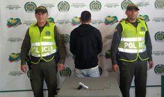 Policía captura una persona cuando se movilizaba con un arma de fuego ilegal.