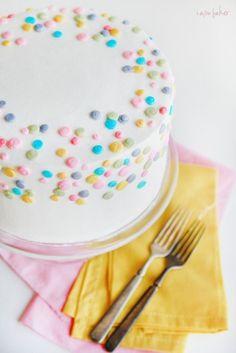Gorgeous Cake from @Amanda Rettke