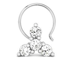 Jaisree Diamond Nose Pin