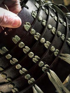 Odoshi Ito Japanese Samurai Armour