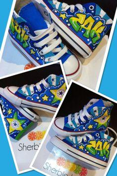 ce849b4a5d50 16 Best Custom Painted Converse at Sherbie Lemon images