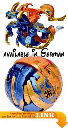 Sega Toys BakuTech Serie Bakugan btc-62Go Garyu Booster Pack. Offizielles Lizenzprodukt von Sega Toys. Importiert aus Japan. Sehr begrenzt und Sammlerstück. Macht ein großes Geschenk.. ca. Größe: 5,1cm H #Toy #TOYS_AND_GAMES