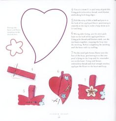 Gallery.ru / Фото #25 - Vintage Hearts& Flowers - OlgaHS