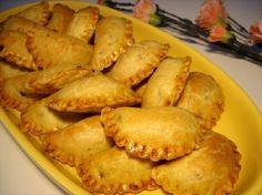 Chaussons aux crevettes - recette chausson , recette entree : recettes de cuisine francaise à base de poissons, recette gourmandise
