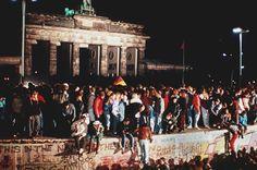 Desde el trópico de Cáncer: [Reedición] Y el Muro (de Berlín) se cayó...