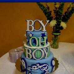 Great idea boy baby shower