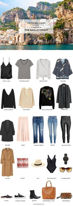 How to pack light when traveling #italy #englad #dc