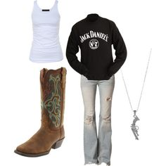 Countrygirl by southernsammy on Polyvore ~~country fashion~~