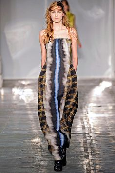 Peter Pilotto Fall 2011 RTW - Review - Fashion Week - Runway, Fashion Shows and Collections - Vogue