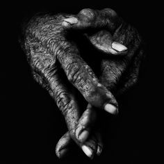 Lee Jeffries takes photographs of homeless people, but before he does, he gets to know their story. Beautiful.