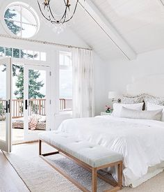 Dreaming of this bedroom!