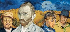 Loving Vincent: The Painted Movement