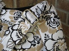 Cream and Sugar Pleated Bag including Matching Key by sunsetdreams, $36.00