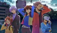 Hamatora: this anime iso good i loved it so much. there is a major plot twist at the end of the episode 12 (last episode). so the next season is Re: hamatora. Manga Anime, Anime Art, Detective, 2014 Anime, Upcoming Anime, Another Anime, Me Me Me Anime, Super Powers, Vocaloid