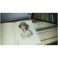 Jasmine made by me!