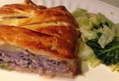 Really tasty and extremely filling, pork and apple plait is an inexpensive showstopper.
