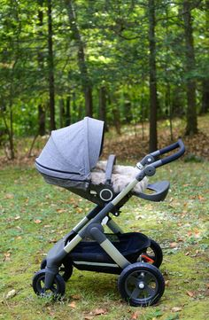 The All Terrain stroller for families who love the outdoors – Stokke Trailz