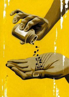 Pill Notes - Thomas Fuchs