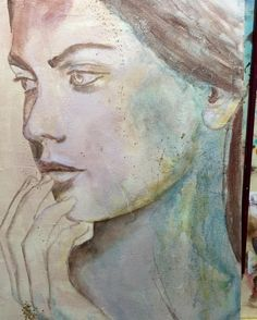 in progress #scketch #oilpainting #oilpaint #beauty #originalart #painting #paint #artwork #almazzaglia
