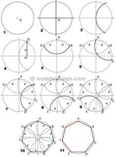 Related image Fractal Geometry, Geometry Art, Sacred Geometry, Polígono Regular, Mandala Dots, Mandala Design, Geometry Pattern, Pattern Art, Illumination Art