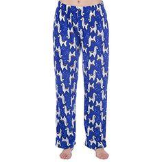 Pantaloni Pantaloni RELAX BLU 100/% seta Pigiama Pantaloni superior Naturals XL