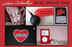 "Love, Actually: ""Be My Valentine"" - Clever Valentine Guide"