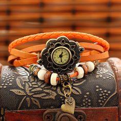 relógio da jóia baratos, compre relógio de pulso com pulseira de couro de qualidade diretamente de fornecedores chineses de couro relógio de pulso.