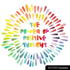 The Power of Positive Psychology and Success in Your Business | dōTERRA Business Blog