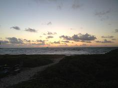 Sunrise at Kailua Bay!