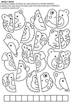 Album Archive - 4 5 6 Mania Numeros del 1 al 30 Toddler Learning Activities, Kindergarten Activities, Teaching Kids, Kids Learning, English Lessons For Kids, Scissor Skills, Fabric Stamping, Stem Science, Preschool Worksheets