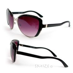 b65179e309aae Cat Eye Hot Fashion Oversized Women s Sunglasses