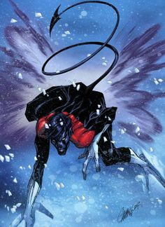 Nightcrawler by J. Scott Campbell