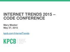 2015 Internet Trends