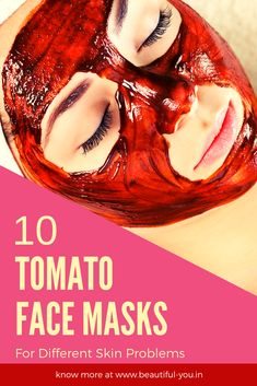 Lets know how a Tomato mask can make your face or skin healthy and glowing naturally. These 10 homemade Tomato face masks are best and effective. Tomato For Skin, Tomato Face Mask, Tomato Tomato, Tomato Gravy, Tomato Mozzarella, Tomato Plants, Tomato Soup, Tomato Benefits, Whitening Face Mask