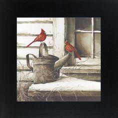 Waiting For Spring by artist John Rossini JR139