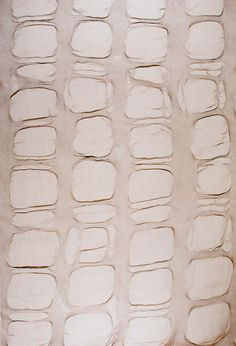 "Reiko Sudo, textile length, ""Stratus"" from the ""Cloud"" series (silk organdy; hand-applied starch-resist and salt-shrink proces..."