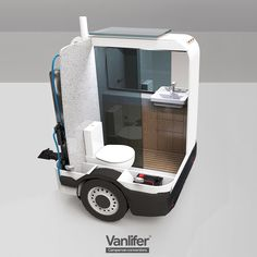 VANLIFER Conversions - Here is a design we developed for a tow-able bathroom as sometimes you just don't have the space in a camper for all these facilities. VANLIFER Conversions - Tow-able bathroom Minivan Camping, Auto Camping, Truck Camping, Minivan Camper Conversion, Car Camper, Camper Life, Cargo Trailers, Camper Trailers, Small Travel Trailers