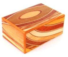 Japanese Puzzle Boxes by Okiyama