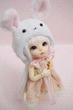 Another bunny hat ;D | Flickr - Photo Sharing!
