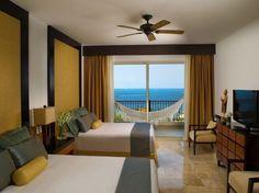 habitacion hotel villa del palmar cancun