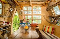 Living in a Treehouse: 7 Places That Fulfill Your Childhood Dream | Apartment Therapy