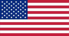 Bandeira Estados Unidos da America